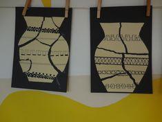 Autumn Art, Art Lesson Plans, Ancient Greece, Elementary Art, Teaching Art, Archaeology, Art Lessons, Mythology, Classroom