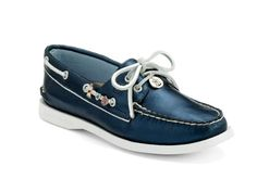 Sperry Women's A/O 2 Eye, Navy Metallic (STS Beads)-5 Sperry Top-Sider http://www.amazon.com/dp/B00868CBLE/ref=cm_sw_r_pi_dp_ZEZdub1ASYNNY