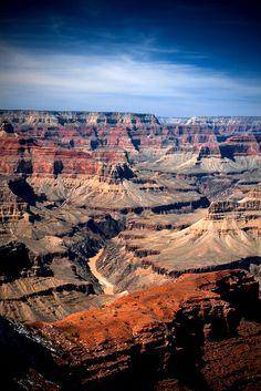 Rim Trail - Grand Canyon NP, AZ - Logan Brumm
