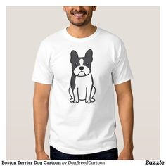 Shop UV- Funny T-Rex Dinosaur Playing Tennis Cartoon T-Shirt created by tickleyourfunnybone. Cartoon T Shirts, Cartoon Dog, T Shirt Cape, T Rex Humor, Devil Costume, Boston Terrier Dog, Mickey And Friends, T Shirt Costumes, Funny Tshirts