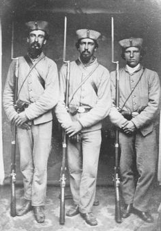 """Union troops from Fort Monroe sally forth on May 13, 1861 to """"violate the Sacred Soil of Virginia!"""" http://bit.ly/1XoXul5 -- Mark St. John Erickson"""
