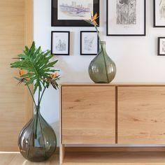 Donde la cocina se abre concibiendo un espacio de reunión ideal...