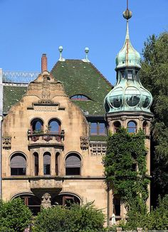 Konstanz - Jugendstil Alemania - Explore the World with Travel Nerd Nici, one Country at a Time. http://TravelNerdNici.com