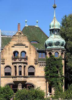 Konstanz - Jugendstil  Alemania