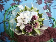 This years Jane Packer Delivered Spring range is full of clean colour and freshness to brighten up a crisp spring day. Full of springtime favourites including tulips, hyacinths and lilac, there is sure to be a bouquet perfect for any occassion. Fall Bouquets, Spring Day, Lilac, Purple, Tulips, Floral Design, Succulents, Floral Wreath, Product Launch