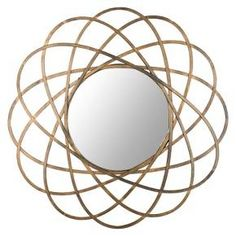 Safavieh Howard Wall Mirror : Target