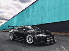 1995 Mitsubishi Eclipse GSX 2nd gen- I like the look of the hood. I may just stay with a stock hood though.