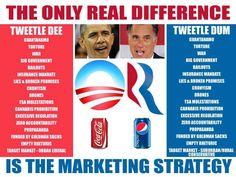 Who's tweetle dee and tweetle dumb? I like Neither.