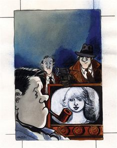 View Nestor Burma en direct by Jacques Tardi on artnet. Browse upcoming and past auction lots by Jacques Tardi. Comic Books Art, Book Art, Direction, Global Art, Comic Artist, Art Market, Past, Auction, Comics