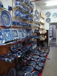 Beautiful Portuguese pottery