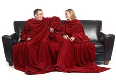 A Slanket you two can share while watching your favorite movies or TV shows. | 34 Amazing Products To Share With Your Mom