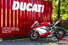 Ducati 1199S ABS Panigale Tri-Colore