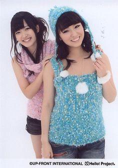 Suzuki Airi & Sugaya Risako