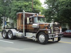 2013 National Brockway Truck Show, Cortland NY, picture by Jeremy George