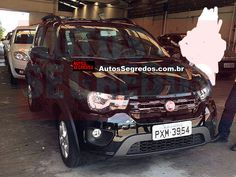 Undisguised #Fiat #Mobi Way photographed up close