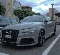 Beautiful Audi RS3 Audi Rs3, Exotic Cars, A3, Vehicles, Beautiful, Car, Luxury Cars, Vehicle, Tools