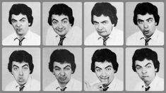 "Rowan Atkinson (from ""Not the 9 o'clock news"" book) Blackadder, Mr Bean, Rowan, Celine, Clock, The Incredibles, News, Celebrities, Watch"
