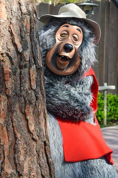 Big Al ~ Country Bear Jamboree