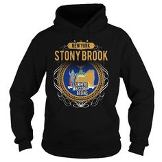 Awesome Tee  STONY BROOK NEW YORK T shirts