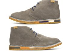 04fb794d5aa This model features the original raised toe box design by Camper