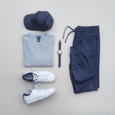 Men Casual T-Shirt Outfit 🖤 Very Attractive Casual Outfit Grid, Outfit Grid, Today's Outfit, Shirt Outfit, Retro Mode, Mode Vintage, Fashion Mode, Mens Fashion, Fashion Trends, Urban Fashion Girls