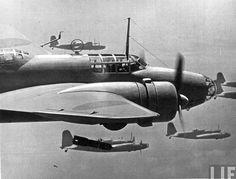 Mitsubishi Ki-21 Sally's