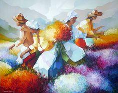Damiao Martins: Colhendo flores