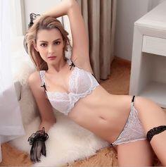 82c4158dd3672 New 2016 Luxury Elegance Bra And Panty Set Underwear Set Female Sexy Lace  Brand Push Up Secret Women Bra Set   Sexiest clothes like lingerie bra  bikini ...
