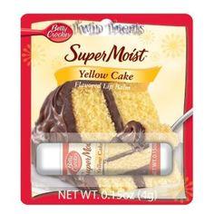 Yellow Cake Lip Balm