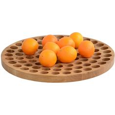 Wireworks Geo Fruit Bowl - Large ($163) ❤ liked on Polyvore featuring home, kitchen & dining, serveware, wood, fruit bowl, fruit holder and fruit bowls