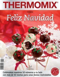 Thermomix nº Feliz Navidad Christmas Brunch, Christmas Morning, Christmas Desserts, Not Too Sweet Frosting, Chocolate Whipped Cream, Thermomix Desserts, Cooking Classes For Kids, Italian Cooking, Dessert Table