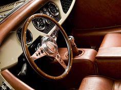 Morgan Roadster Sport. Guvon loves the interior