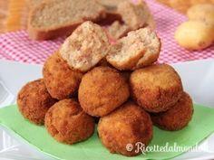 Polpette di Carne e Patate Antipasto, Frittata, Entrees, Muffin, Snacks, Cookies, Breakfast, Desserts, Recipes