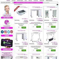 TAVOLI MANICURE modelli e offerte sul SITO WEB: www.giordanonelmondo.com  Tel. 0817747223 CONSEGNA CORRIERE 24/48 ORE ❣Forniture x Estetiste & Parricchieri❣ #giordanonelmondo