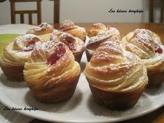 Cruffin - croissant, finom édes csoda, ha valami könnyed sütire vágysz! - Egyszerű Gyors Receptek