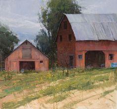 josh clare-old barns - so beautiful