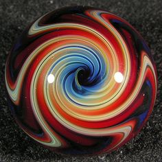 Most Valuable Marbles | rare marble from Suellen photo - Brian Bowden photos at pbase.com