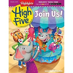 Highlights High Five ** To view further for this item, visit the image link. (This is an affiliate link) #MagazineSubscriptions