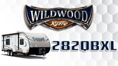 2018 Forest River Wildwood X-Lite 282QBXL Travel Trailer Lakeshore RV Find out more at https://lakeshore-rv.com/forest-river-rv/wildwood-x-lite/2018-wildwood-x-lite-282qbxl-floor-plan/?pr=true call 231.788.2040 or stop in and see one today!  The 2018 Wildwood X-Lite 282QBXL travel trailer has something for the whole family!   With a roomy interior this bunkhouse RV is sure to inspire your kids to love camping! Just imagine all the memories youll make under the 16-foot power awning which…