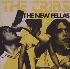 """""""The Cribs"""" rock band from UK"""