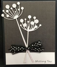 TALL CHLOE STEM Metal Die Cut by Memory Box 98773