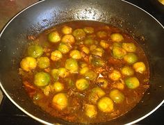 indische spruitjes