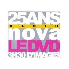 RADIO NOVA 25 ANS Le Mag + DVD http://www.originalmusicshirt.com/radio-nova-25-ans.htm