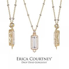 Erica Courtney Love & happiness in a pendant (=)