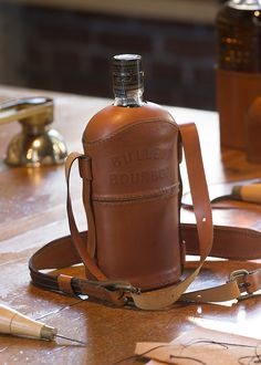 font on label used on bulleit whiskey - Google Search