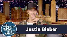 """What makes a man, I think, is not how much you can fight, but when you get knocked down, can you get back up? And BOY did you get up!"" JIMMY FALLON talking to JUSTIN BIEBER"
