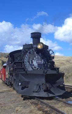 Cumbres Toltec Railroad | Red River, New Mexico