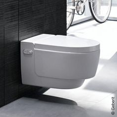 Tiny Bathrooms, Small Bathroom, Shower Nozzle, Stand Wc, Toilet Installation, Classic Showers, Concealed Cistern