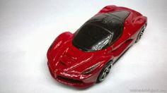 Minicarsbr: Ferrari LaFerrari - Hot Wheels 2014