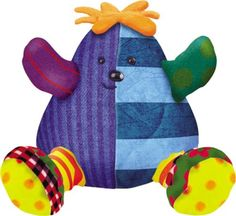 Boo! Dancing Musical Soft Toy by Born to Play